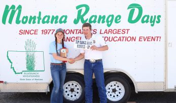 2nd Place Rangehand - Zora Holt