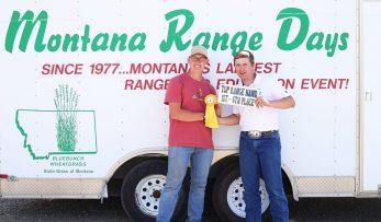 4th Place Rangehand - Jesse Issacs